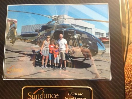 Sundance Helicopters: Grand Canyon