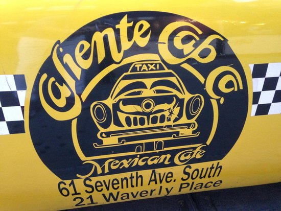 Caliente Cab: One of the Best Restaurants in NYC