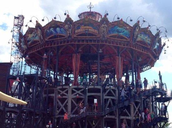 Les Machines de L'ile : Carrousel