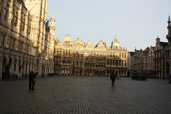Grand Place: Piazza