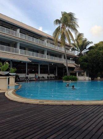 Cape Panwa Hotel : pool