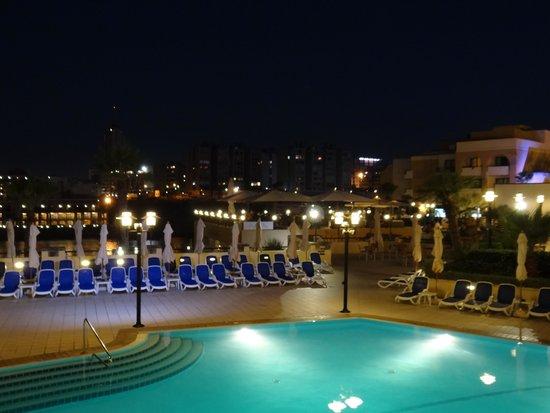 Corinthia Hotel St. George's Bay: Lido