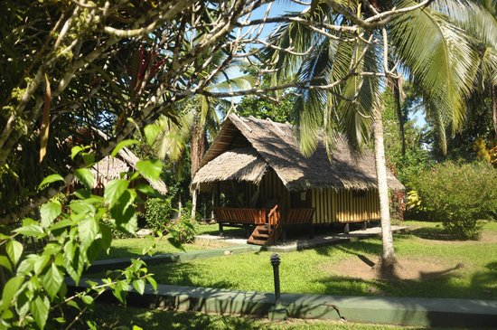 Coco Loco Lodge: Bungalow 1-3 pers.