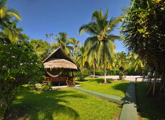 Coco Loco Lodge: Bungalow 1-2pers.