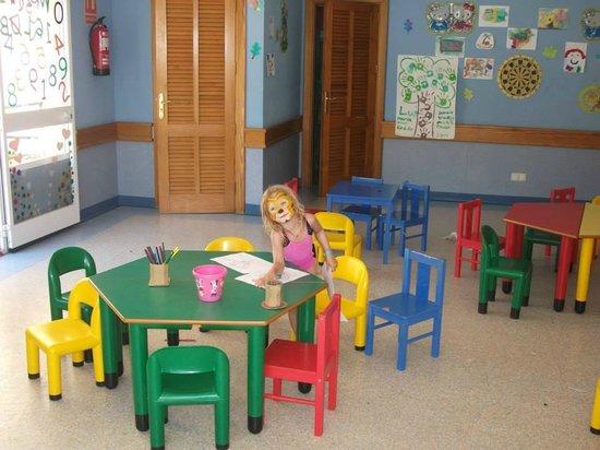 Hotel Riu Costa Lago : mini club