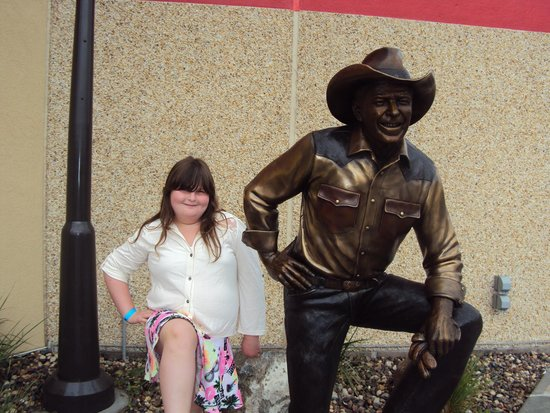 Canad Inns Destination Center Grand Forks: my time with Ronald Regan