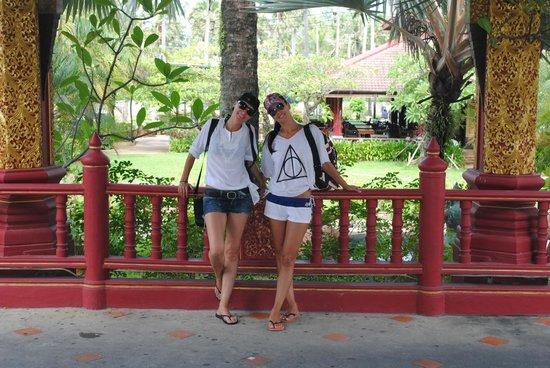 Kata Palm Resort & Spa : около РЕЦЕПШН