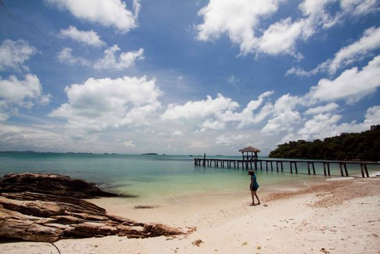 Koh Samed: One of the many beaches in the island