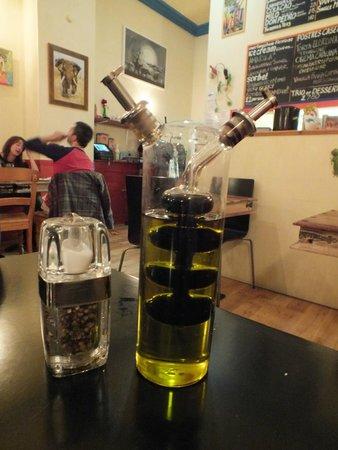 Indaba: Oil, vinegar and pepper