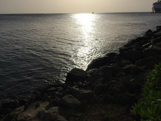 Renaissance Aruba Resort & Casino: Sunset From Ocean Suites