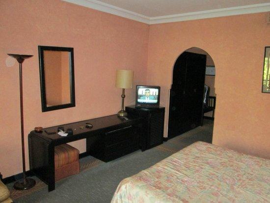 Hotel Marrakech le Semiramis : bon séjour