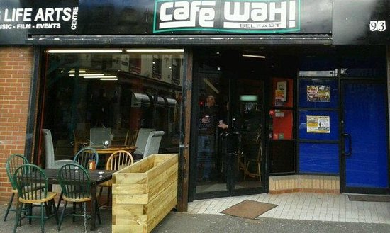 Cafe Wah Belfast