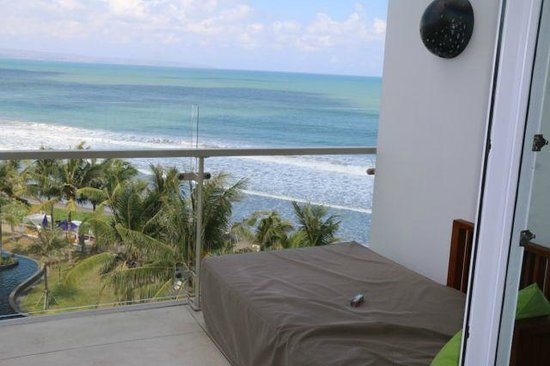 W Bali - Seminyak : view from room