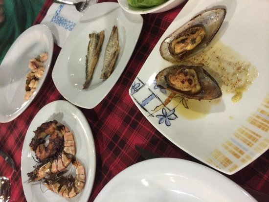 Nicolas Tavern: Fish meze