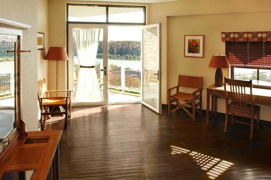 Clifty Inn: Views from our Riverview Suites