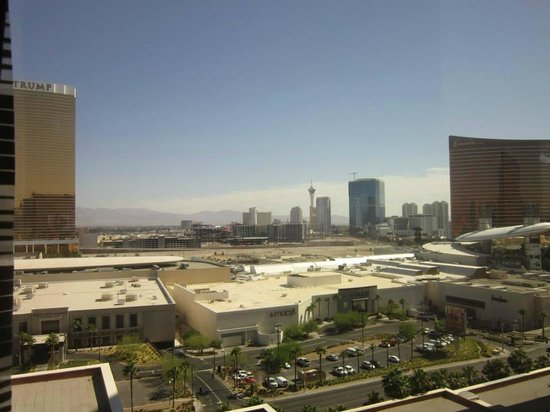 Treasure Island - TI Hotel & Casino: Our view