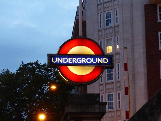 London Underground: Underground