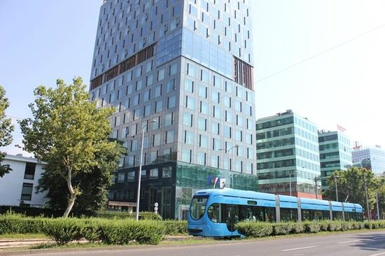 DoubleTree by Hilton Hotel Zagreb: Exterior