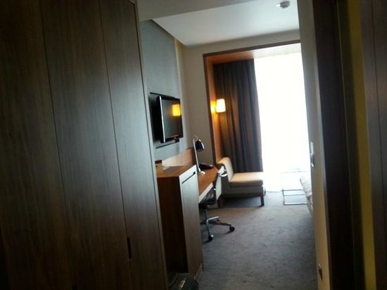DoubleTree by Hilton Hotel Zagreb: Habitación