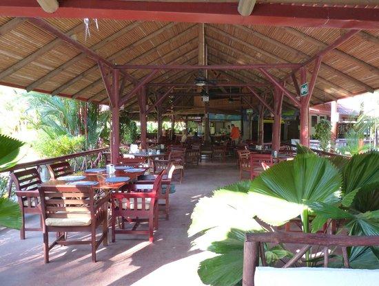 Villas Rio Mar: la salle à manger