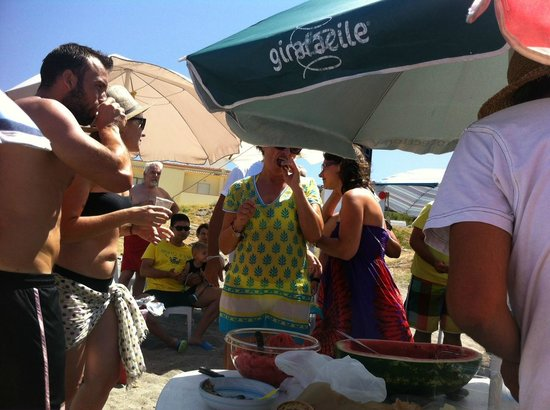 B&B Stella Marina: Capo D'Orlando - Ferragosto in Spiaggia by Basilio