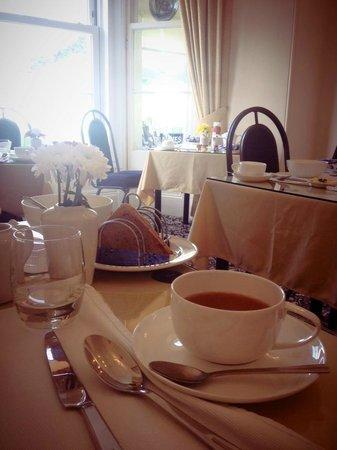 Villa Marina: Dining room