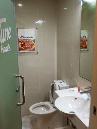 Red Planet Bangkok Asoke: 浴室