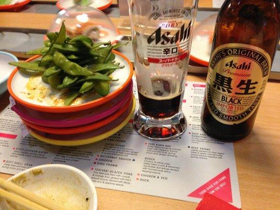 Bento Sushi: bento demolished...