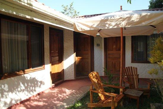 Hotel Samara Pacific Lodge: Pokoje
