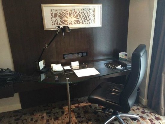 InterContinental Kuala Lumpur: ห้องพัก