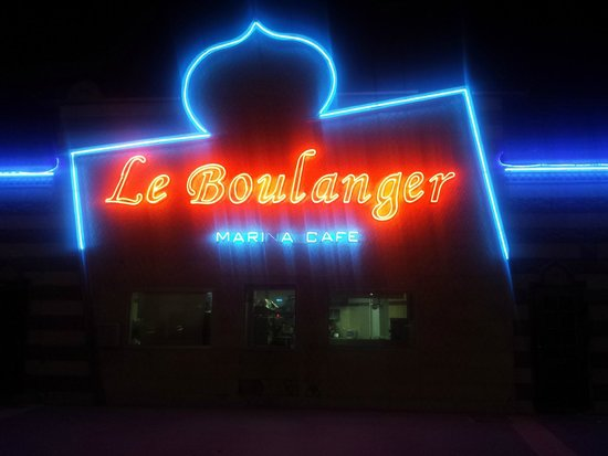Le Boulanger Cafe : entrée restaurant