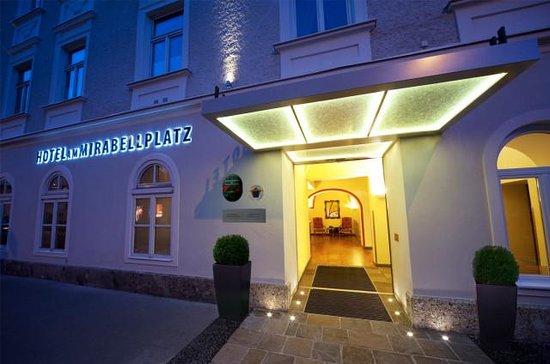 Hotel am Mirabellplatz: Fachada principal