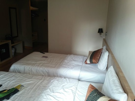 The Euro Grande Hotel: 房間