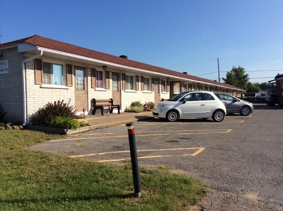 Motel le Marquis : camere