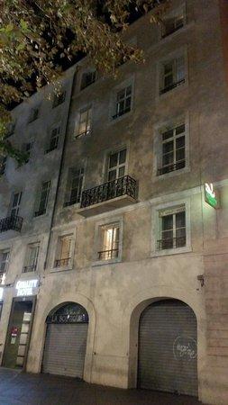 Best Western Hotel Marseille Bourse Vieux Port by HappyCulture : Façade hôtel