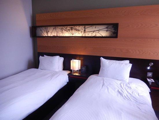 Hilton London Tower Bridge : Room