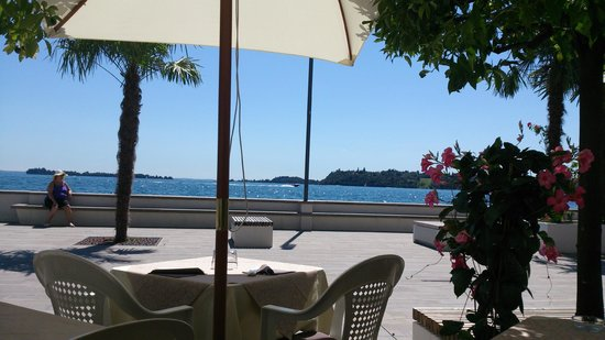 Hotel Lido: Lunch  at Limone sul Garda