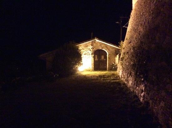 Il Castello di Sismano: scorcio molto bello