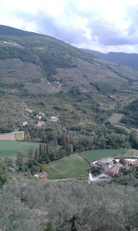 Pucci Country House : view