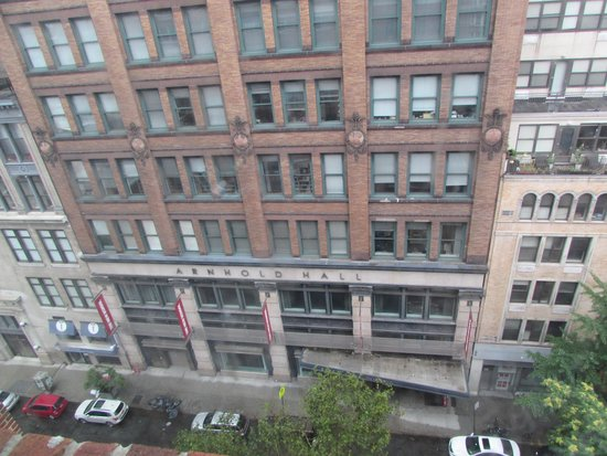 Walker Hotel Greenwich Village: View