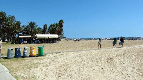 Playa Prat d'en Forès i Regueral