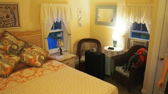 Hillcrest Bed and Breakfast: Zimmer Sand Dunes