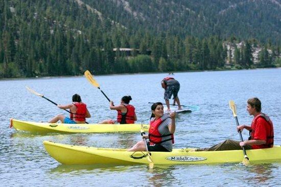 Mammoth Kayaks & Paddleboards
