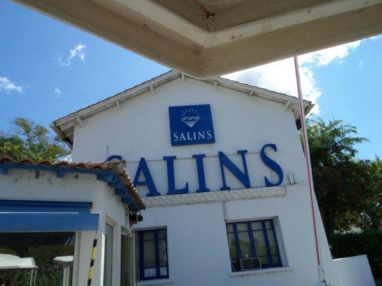 Salin d'Aigues-Mortes : Entrée du Site
