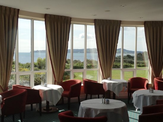 Portmarnock Hotel and Golf Links: Salle à manger
