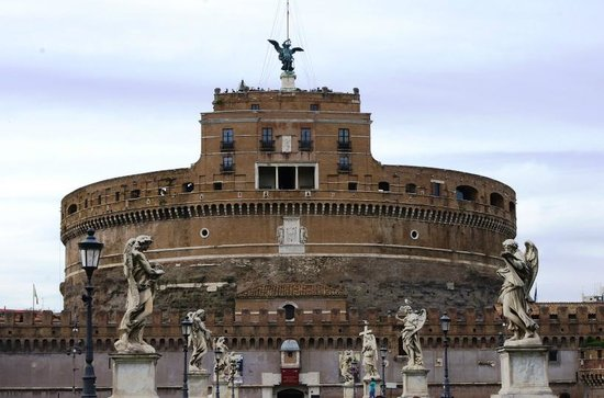 Through Eternity Cultural Association: Castel Sant' Angelo