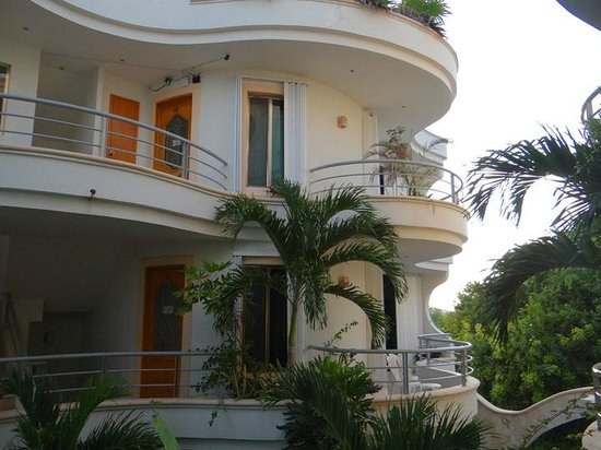 Apart Hotel Casaejido: 2nd floor balcony