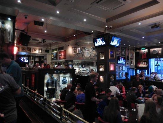 Hard Rock Cafe London : Hard Rock
