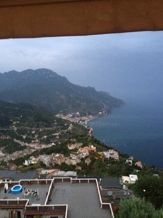 Graal Hotel Ravello: view from The Graal