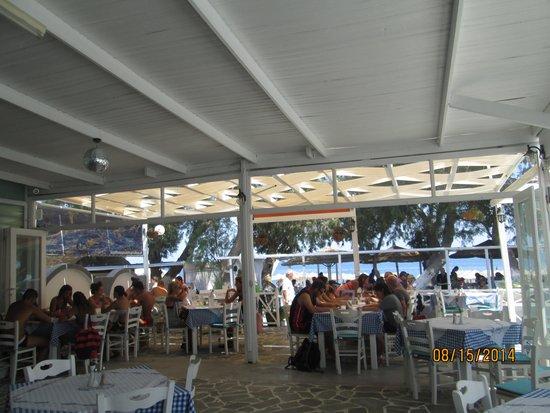 Boathouse Taverna: Restaurant